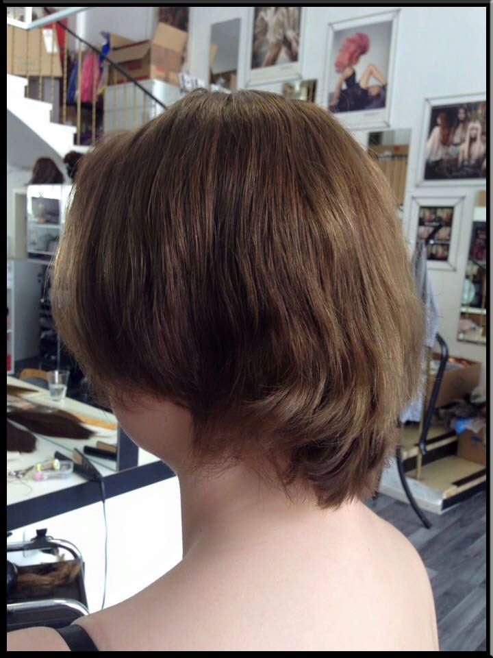Weaving Die Schonenden Extensions Haarverlängerungen Mit Tressen