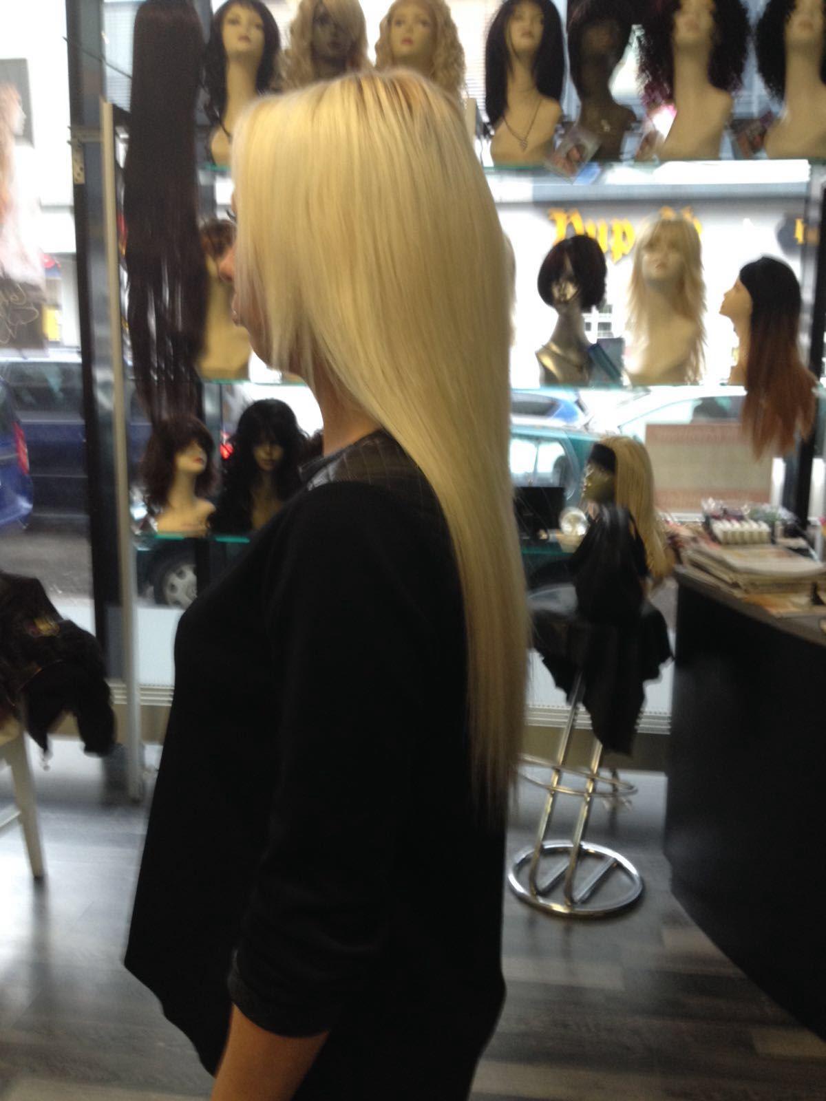 Haarverlangerung afro shop oberhausen